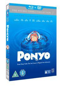 Ponyo - (Import Blu-ray Disc)