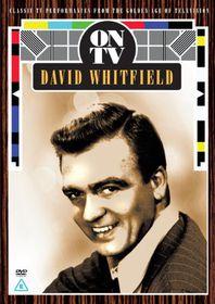 David Whitfield on TV - (Import DVD)