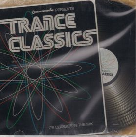 Trance Classics - Various Artists (CD)