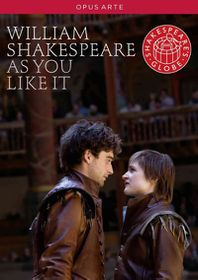 William Shakespeare As You Like It - William Shakespeare As You Like It (DVD)