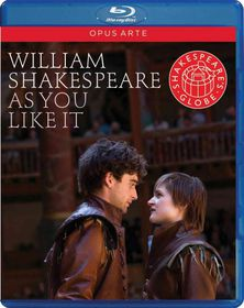 William Shakespeare As You Like It - William Shakespeare As You Like It (Blu-Ray)
