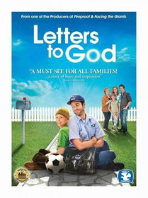 Letters to God - (Region 1 Import DVD)