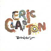 Eric Clapton - Behind The Sun (CD)