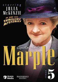 Miss Marple Series 5 - (Region 1 Import DVD)