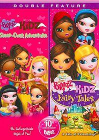 Bratz:Kids Sleep over/Bratz:Kidz Fair - (Region 1 Import DVD)