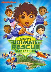 Go, Diego, Go!:Diego's Ultimate Rescu - (Region 1 Import DVD)