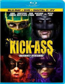 Kick Ass - (Region A Import Blu-ray Disc)