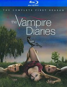 Vampire Diaries:Comp First Season - (Region A Import Blu-ray Disc)