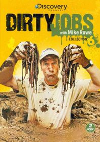 Dirty Jobs:Collection 6 - (Region 1 Import DVD)