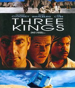 Three Kings - (Region A Import Blu-ray Disc)