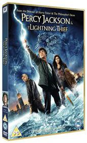 Percy Jackson and the Lightning Thief - (Import DVD)