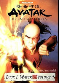 Avatar: Book 1 Vol 4- (DVD)