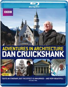 Dan Cruickshank's Adventures in Architecture - (Import Blu-Ray Disc)