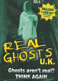Real Ghosts UK - (Region 1 Import DVD)