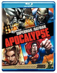 Superman/Batman:Apocalypse - (Region A Import Blu-ray Disc)