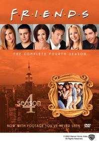 Friends:Complete Fourth Season - (Region 1 Import DVD)
