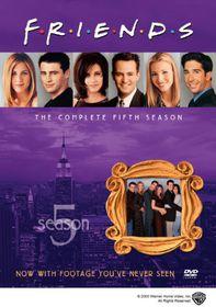 Friends:Complete Fifth Season - (Region 1 Import DVD)