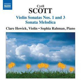 Cd - Violin Sonatas Nos.1 & 3 (CD)