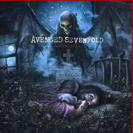 Avenged Sevenfold - Nightmare (CD)