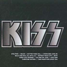 kiss - Icon (CD)
