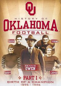 History of Oklahoma Football Part 1:B - (Region 1 Import DVD)