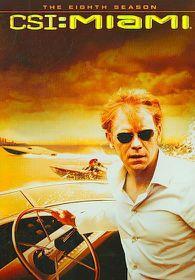CSI Miami - the Complete Eighth Season - (Region 1 Import DVD)