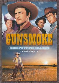 Gunsmoke:Fourth Season Vol 1 - (Region 1 Import DVD)