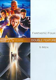 Fantastic Four/X Men - (Region 1 Import DVD)