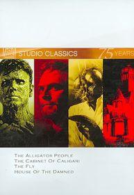 Classic Quad Set 16 - (Region 1 Import DVD)