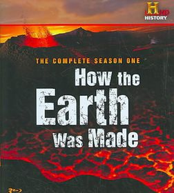 How the Earth Was Made:Complete Ssn 1 - (Region A Import Blu-ray Disc)