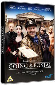 Going Postal - (Import DVD)