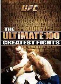Ufc Ultimate 100 Box Set - (Region 1 Import DVD)