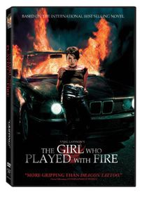 Girl Who Played with Fire - (Region 1 Import DVD)