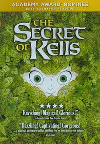 Secret of Kells - (Region 1 Import DVD)