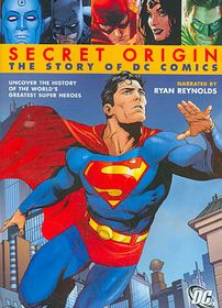 Secret Origin:Story of Dc Comics - (Region 1 Import DVD)