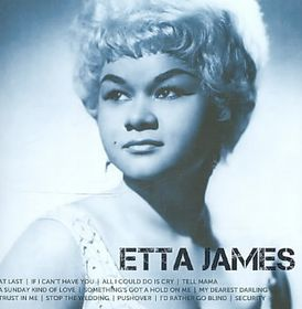 etta James - Icon (CD)
