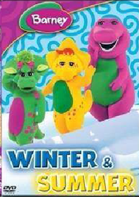 Barney: Winter And Summer (DVD)