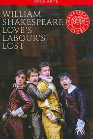 Shakespeare / Cumbus / Gravelle / Mannering - Loves Labours Lost (DVD)