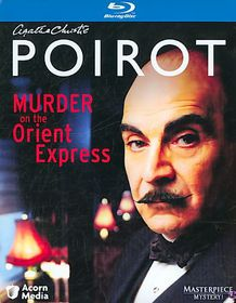 Poirot:Murder on the Orient Express - (Region A Import Blu-ray Disc)
