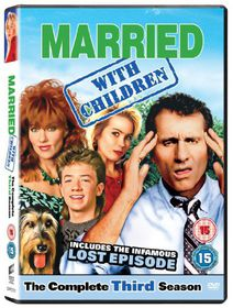 Married with Children: Season 3 - (Import DVD)