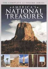 America's National Treasures - (Region 1 Import DVD)