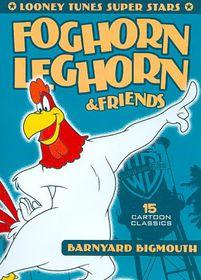 Looney Tunes Super Stars:Foghorn Legh - (Region 1 Import DVD)