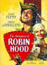 Adventures of Robin Hood - (Region 1 Import DVD)