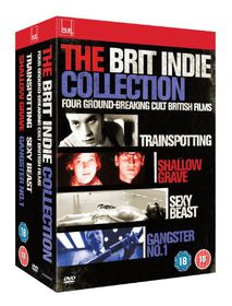 Brit Indie Collection, The - (Import DVD)