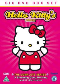 Hello Kitty: Hello Kitty's Paradise - The Complete Series - (Import DVD)