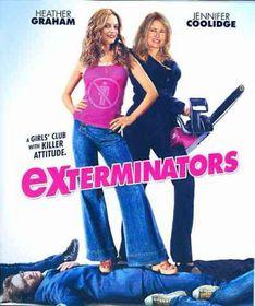 Exterminators - (Region A Import Blu-ray Disc)