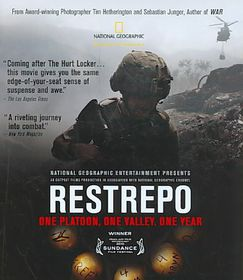 Restrepo - (Region A Import Blu-ray Disc)