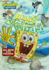 Spongebob Squarepants:Legends of Biki - (Region 1 Import DVD)
