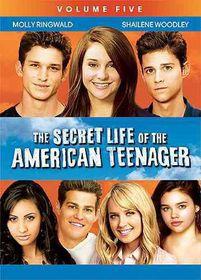 Secret Life of the American Tee Ssn 5 - (Region 1 Import DVD)