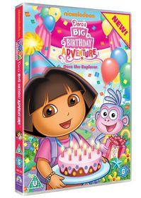 Dora the Explorer: Big Birthday Adventure - (Import DVD)